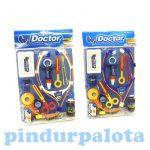 Orvosos játékok - Doktor szett gyerekjáték 10 részes