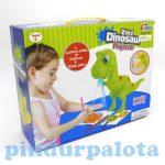 Szerepjátékok - Készségfejlesztő rajzolós projektor, dinós