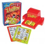 Társasjátékok gyerekeknek - Zingo a Bingo Thinkfun