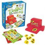 Társasjátékok gyerekeknek - Zingo 1-2-3 Thinkfun
