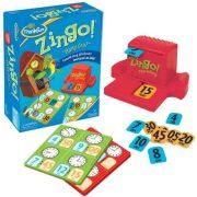 Társasjátékok gyerekeknek - ZINGO hány óra? Thinkfun