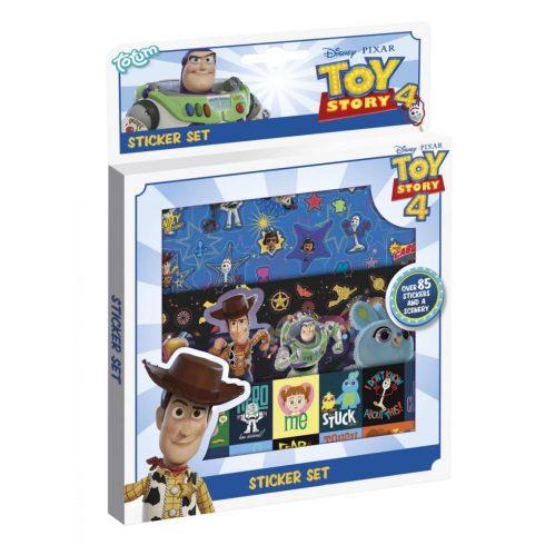Kreatív játékok gyerekeknek - Toy Story 4 Matrica készlet Totum
