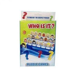 Társasjátékok gyerekeknek - Ki kicsoda? Társasjáték