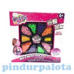Fűzős játékok gyerekeknek - Gyöngyök - Gyöngy szett alakítsd stílusodat
