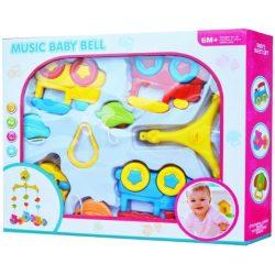 Fejlesztő játékok - Bébi játékok - Bébi játék ágyfölé