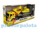 Játék autók - Autós játékok - Játék kamion fénnyel és hanggal