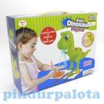 Vetítők - dinoszaurusz 2in1 rajzoló