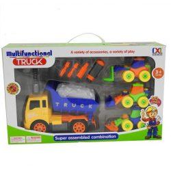 Szerelős játékok - Teherautó