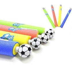 Strand játékok - Vizi pisztolyok - Szivacsos vízipuska, focis