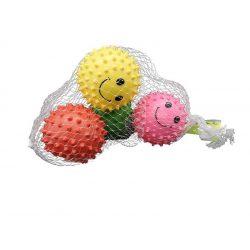 Labdák - Játékok gyerekeknek - Labda csomag 4 darabos tüskés