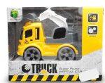 Játék autók - Autós játékok -  Játék markoló autó CAR