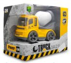 Játék autók - Autós játékok - Játék betonkeverő autó CAR