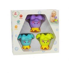 Fürdős játékok - Fürdőjáték 3db kicsi