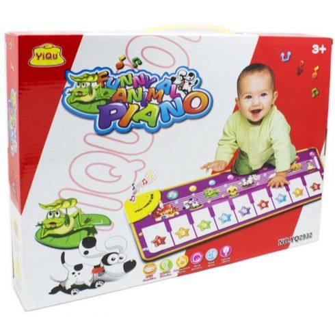 Baba játékok - Zenélő játékok -  Zenélő szőnyeg