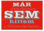 Írószerek-iskolaszerek - Poénos képeslap, lélekvándorlás