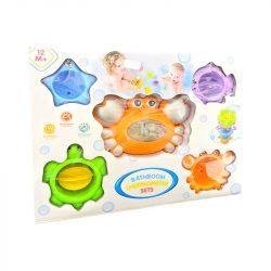 Fürdetős Játékok - Kád játékok - Kádjáték hőmérős rákkal