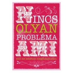 Írószerek-iskolaszerek - Poénos képeslap, Nincs olyan probléma...
