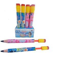 Strand játékok - Vizi pisztolyok - Vizipuska ceruza alakó pumpás