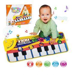 Zenélő bébijátékok - Ajándékok babáknak - Zenélő szőnyeg