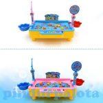 Pancsolós játékok - Fürdetős játékok babáknak - Horgász kádas szett