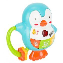 Fejlesztő játékok - Bébi játékok - Zenélő pingvin