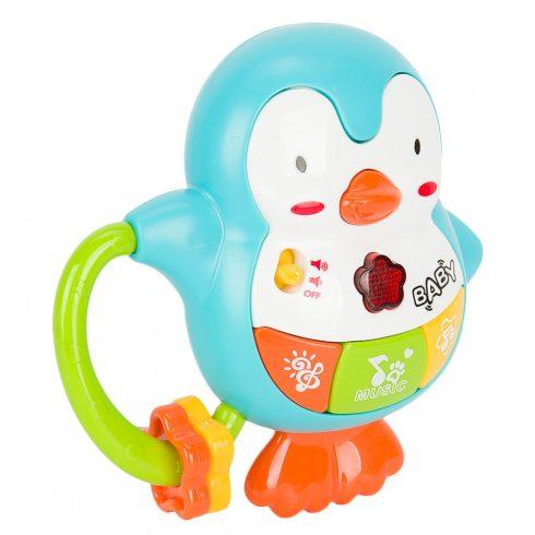 Fejlesztő játékok - Babajátékok - Zenélő pingvin