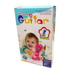 Játék hangszerek gyerekeknek - Játék gitár gyerekeknek