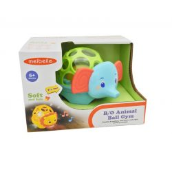 Fejlesztő játékok - Bébi játékok - Készségfejlesztő elefánt gömblabda