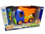 Autós szerelős játékok - Pindur Palota játék webshop - Szerelős teherautó műanyag
