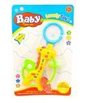 Csörgők kisbabáknak - Csörgő babáknak zsiráfos