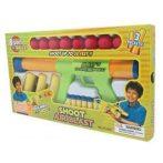 Fiús játékok - Puska szivicsgolyó tölténnyel
