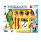 Társasjáték - Oktató - Fejlesztő - Logika és koncentráció fejlesztés - Mikroszkóp játék