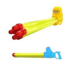 Strand játékok - Vizi pisztolyok - Minyonos vizipuska