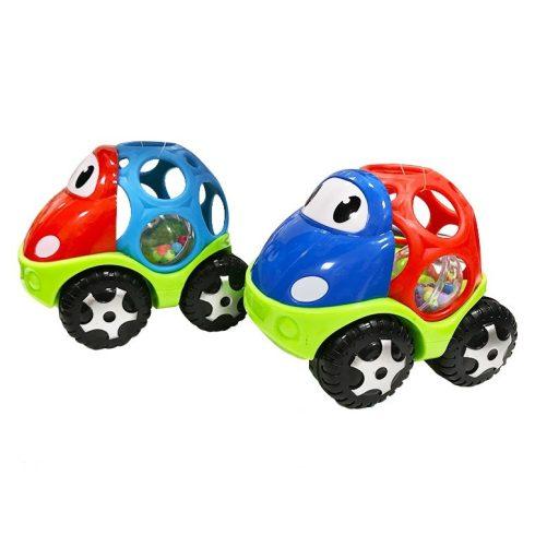 Babajátékok - Bébi autó csörgős labdával
