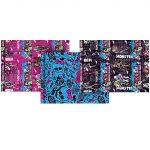 Csomagolopapírok - Monster High - Füzetborítók - Könyvborítók