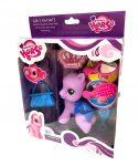 Pónis játékok - Bébi póni lila