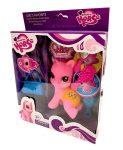 Pónis játékok - Bébi póni rózsaszín