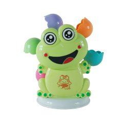 Pancsolós játékok - Fürdőjáték békás malomjáték babáknak