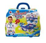 Orvosos játékok - Doktor szett autós kofferban