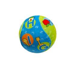 Fejlesztő játékok - Bébi játékok - Bébi labda plüss többféle változatban