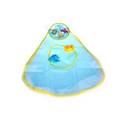 Fürdőjáték tároló háló tapadókorongos