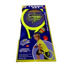 Strandjátékok - Strand játék ütő labdával és tollas labdával