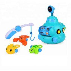 Pancsolós játékok - Fürdetős játékok babáknak - Fürdőjáték tengeri kutatóhajóval