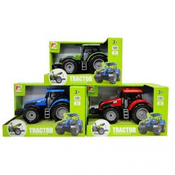 Játék traktor többféle