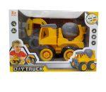 Autós szerelős játékok - Szerelős jármű markoló