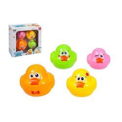 Pancsolós játékok - Fürdetős játékok babáknak - Fürdőjáték kacsás