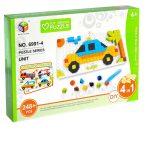 Ügyességi játékok - Kirakós játék autós 248 db-os