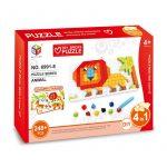 Ügyességi játékok - Kirakós játék oroszlános 248 db-os