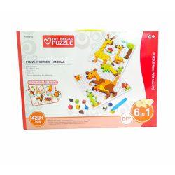 Ügyességi játékok - Kirakós játék kenguru 420db-os