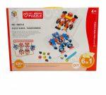 Ügyességi játékok - Kirakós játék Transformers 420db-os